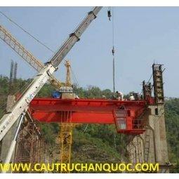Cầu trục 40 tấn Hàn Quốc lắp nhà máy thủy điện, nhiệt điện ngành điện lực