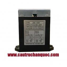 DIOT BK-120J1  chỉnh lưu dòng điện 3Pha 380V sang 1Pha 90V palang hàn quốc