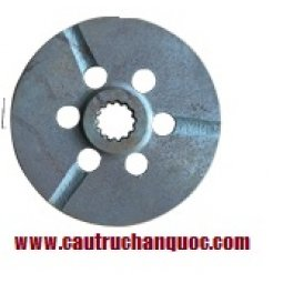 Đĩa phanh Brake wheel Brake Disc 2 tấn palang hàn quốc