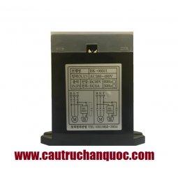 DIOT BK-060J1.chỉnh lưu dòng điện 3Pha 380V sang 1Pha 90V palang hàn quốc
